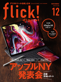 flick! 2018年12月号-電子書籍