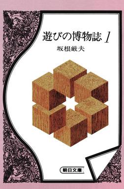 遊びの博物誌1-電子書籍