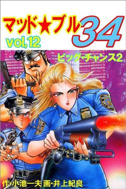 マッド★ブル34 Vol,12 ビッグ・チャンス2-電子書籍