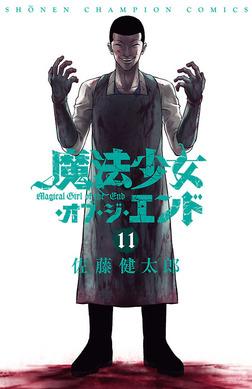 魔法少女・オブ・ジ・エンド 11-電子書籍