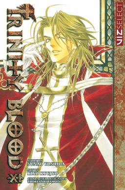 Trinity Blood, Vol. 11