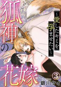 狐神の花嫁~愛したキミを孕ませたい~3
