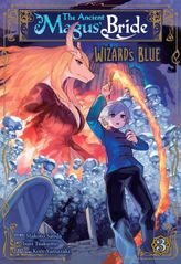 The Ancient Magus' Bride: Wizard's Blue Vol. 3