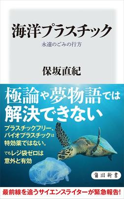海洋プラスチック 永遠のごみの行方-電子書籍