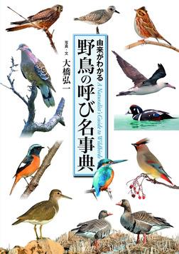 野鳥の呼び名事典-電子書籍
