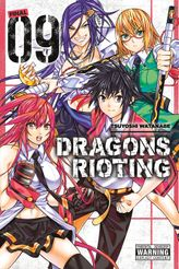 Dragons Rioting, Vol. 9