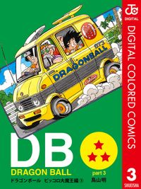 DRAGON BALL カラー版 ピッコロ大魔王編 3