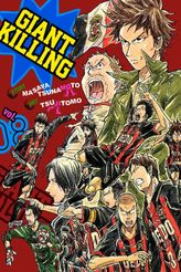Giant Killing Volume 8