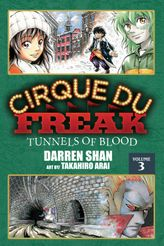 Cirque Du Freak: The Manga, Vol. 3