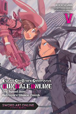 Sword Art Online Alternative Gun Gale Online, Vol. 5