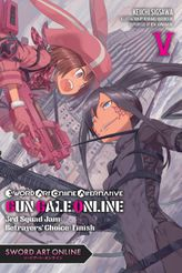 Sword Art Online Alternative Gun Gale Online, Vol. 5