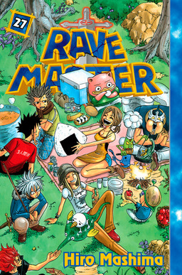Rave Master Volume 27