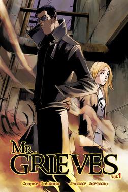 Mr. Grieves Vol. 1-電子書籍