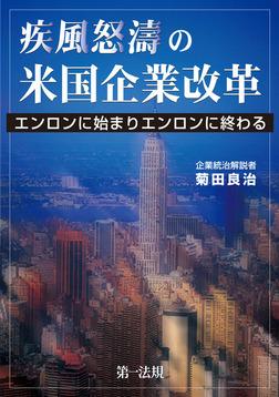 疾風怒涛の米国企業改革 -エンロンに始まりエンロンに終わる--電子書籍