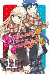 Yamada-kun and the Seven Witches Volume 11