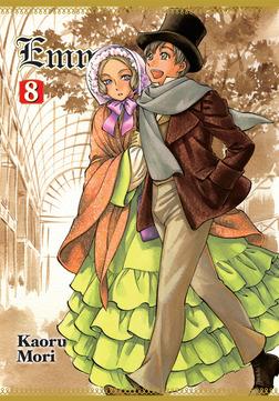Emma, Vol. 8-電子書籍