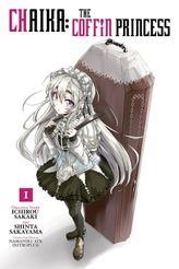 Chaika: The Coffin Princess, Vol. 1