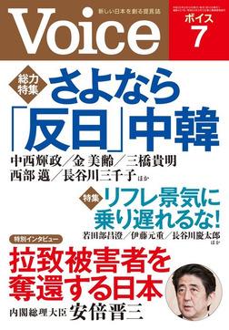 Voice 平成25年7月号-電子書籍