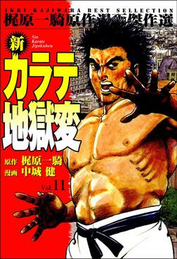 新カラテ地獄変11-電子書籍