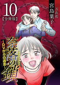 奈落の鎖~DVからの逃走~ 分冊版 10巻