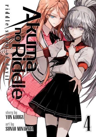Akuma no Riddle Vol. 4