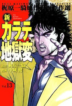 新カラテ地獄変13-電子書籍