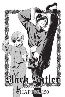 Black Butler, Chapter 150