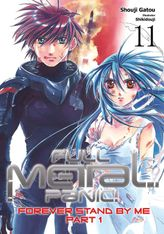 Full Metal Panic! Volume 11