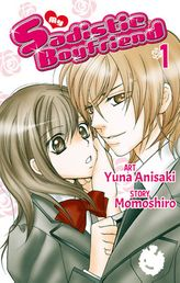 [Manga Set 10% OFF] My Sadistic Boyfriend Volume 1-7
