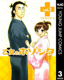 乙女のホゾシタ 3-電子書籍