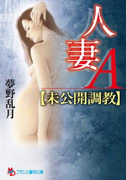 人妻A【未公開調教】-電子書籍