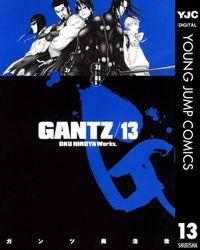 GANTZ 13