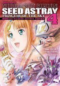 機動戦士ガンダムSEED ASTRAY 天空の皇女(4)