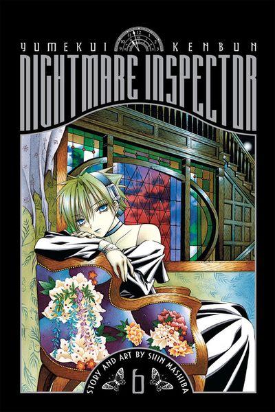 Nightmare Inspector: Yumekui Kenbun, Vol. 6