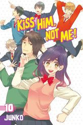 Kiss Him, Not Me Volume 10