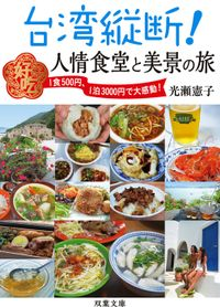 台湾縦断! 人情食堂と美景の旅