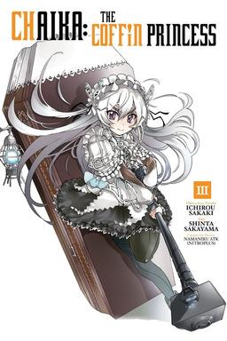 Chaika: The Coffin Princess, Vol. 3