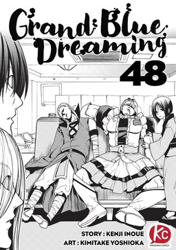 Grand Blue Dreaming Chapter 48