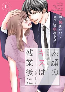 comic Berry's素顔のキスは残業後に11巻-電子書籍