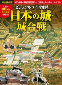 ビジュアルワイド 図解 日本の城・城合戦