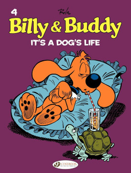 Billy & Buddy - Volume 4 - It's a Dog's Life