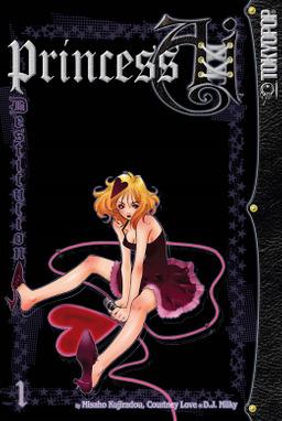 Princess Ai Volume 1