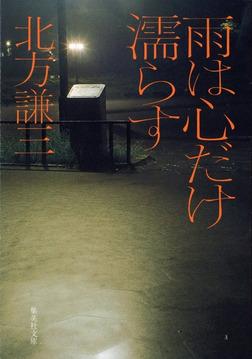 雨は心だけ濡らす-電子書籍