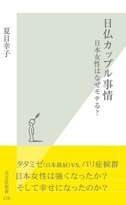 日仏カップル事情~日本女性はなぜモテる?~-電子書籍