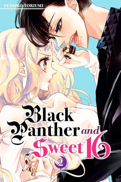 Black Panther and Sweet 16 Volume 2