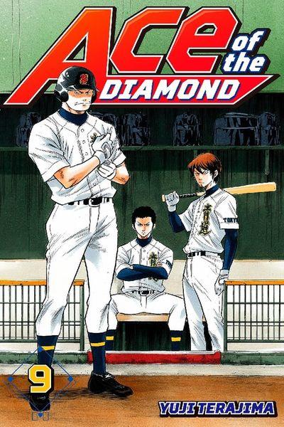 Ace of the Diamond Volume 9