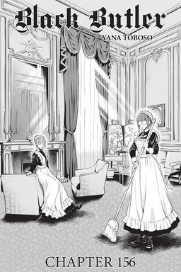 Black Butler, Chapter 156