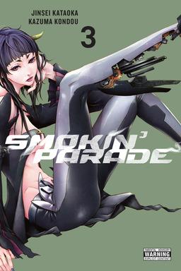 Smokin' Parade, Vol. 3
