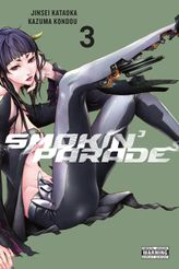 Smokin' Parade, Vol. 3
