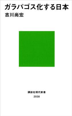 ガラパゴス化する日本-電子書籍
